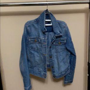Gap girls XL Jean jacket